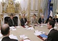 بدء اجتماع باريس الوزاري حول سوريا