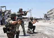 الجيش السوري يعيد الأمن و الأستقرار لقرية الفقيع بريف درعا
