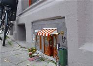 بالصور.. افتتاح أصغر مطعم في العالم.. زبائنه فئران!