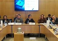 سحر نصر: استراتيجيتنا في التنمية المستدامة هي أن الشباب مستقبل مصر
