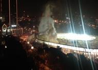 بالفيديو والصور - انفجار قرب ملعب بشكتاش وإصابة 20 شخصًا عقب مباراة بورصا سبور