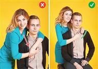 للمتزوجين.. هذه الطرق الصحيحة لالتقاط صوركم!