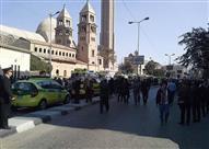 جامعة عين شمس تفتح جميع المستشفيات التابعة لها لاستقبال مصابي حادث الكنيسة