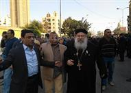 """قسيس بالكاتدرائية: """"من فجر الكنيسة ليس مسلماً ولا مسيحياً"""""""