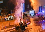 وزارة الصحة التركية : مقتل 15 شخصا جراء هجوم اسطنبول