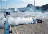 """الحديدي يخطف اللقب في أول مشاركة بسباق """"ريد بُل كار بارك درِفت"""".. صور"""
