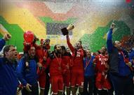 نهائى افريقيا لكرة السلة