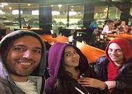 الصورة الأولى لحسن الرداد وإيمي غانم بعد الزواج