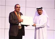"""أحمد خالد توفيق: لم أتوقع جائزة """"الشارقة"""" ومسلسل""""ما وراء الطبيعة"""""""
