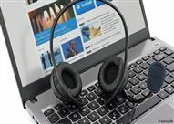 كمبيوتر يتعرف على الأصوات بمشاهدة الفيديو