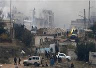روسيا: الجيش السوري يعلق هجماته على حلب للسماح بإجلاء المدنيين