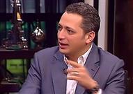 """تامر أمين: الإعلام يعيش """"حالة تخبط"""".. واترفع عن الرد على سما المصري - (حوار)"""