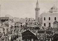 3 صور قديمة من بنغازي للاحتفال بالمولد النبوي