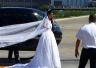 بالفيديو.. أمنية عروس تتحول لكارثة يوم زفافها!