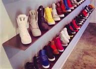 الخبراء يقدمون نصائح بشأن تخزين الأحذية