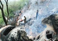 باكستان تعلن انتشال 42 جثة لضحايا الطائرة المنكوبة