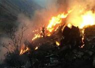 الخطوط الجوية الباكستانية: عدد ضحايا الطائرة المنكوبة 47 شخصًا