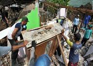 ارتفاع حصيلة ضحايا زلزال إندونيسيا إلى 54 قتيلاً