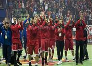 مباراة الأهلي وبطل الكاميرون في بطولة أفريقيا للسلة
