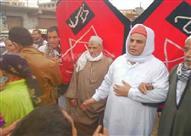 """بالفيديو والصور.. """"الخليفة سعيد"""" يقود مسيرة الاحتفال بمولد النبي بكفر الشيخ"""
