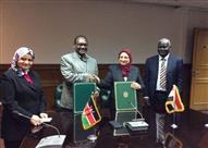 اللجنة المصرية الكينية تتفق على تنمية التعاون المشترك بمجال الصناعة