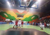 الأهلي يهزم الإفريقي التونسي بالبطولة الأفريقية للسلة