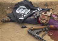 مقتل 10 تكفيريين في إحباط هجوم على كمين أمني بالشيخ زويد