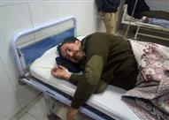 شرطي مصاب يروي لمصراوي تفاصيل انفجار كفر الشيخ