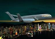 بالصور.. ايرباص تقدم للعالم طائرة المستقبل التفاعلية
