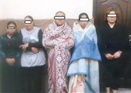 الأمن يداهم أكبر شبكة لتسهيل الدعارة بمنطقة كلية البنات