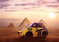 """""""أنوبيس 2"""".. سيارة مصرية تنافس في المحافل الدولية (حوار)"""