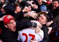 بالفيديو- ليفربول يكتسح أستون فيلا بـ 6 أهداف في الدوري الإنجليزي