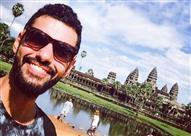 """عيون """"محمود كمال"""" جواز سفرك لأكثر من 17 دولة (حوار)"""