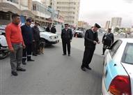 """ضبط ملازم شرطة يقود سيارة """"معاقين"""" عكس الاتجاه بدمياط"""