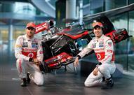 مكلارين يكشف عن سيارته الجديدة لبطولة العالم لفورمولا-1