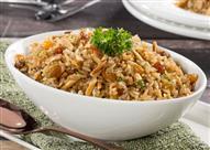طريقة عمل الأرز بالخلطة مع الشيف آية حسني