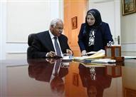 محافظ القاهرة يعتمد نتيجة الشهادة الاعدادية