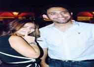 بالصور.. هل تسير أزمة عمرو مصطفى وشرين في اتجاه معاكس؟