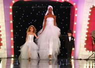 الموسم الرابع لمهرجان الزفاف يبدأ بمجموعة أزياء لمواهب شابة - بالصور