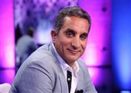 """باسم يوسف تعليقاً على ذكرى """"خلع مبارك"""": مصر بتتقدم"""