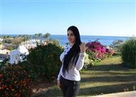 بالصور.. صافيناز في شرم الشيخ لتنشيط السياحة