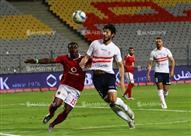 بالصور- الأهلي يقضي على الزمالك بثنائية في مباراة من طرف واحد