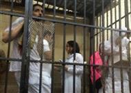 """٢٣ مارس.. الحكم على آية حجازي وآخرين بقضية """"جمعية بلادي"""""""