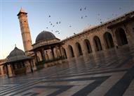 """بالصور .. جامع حلب الكبير  """"إبداع أموي إسلامي عريق""""!"""