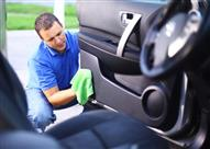 الطريقة المثالية لتنظيف مقاعد السيارة بسهولة