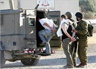 قوات إسرائيلية تعتقل 19 فلسطينيا في أنحاء مختلفة من الضفة الغربية
