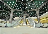 """محطة """"قطار الحرمين"""" بالمدينة تحفة معمارية على أرض السعودية.. صور"""