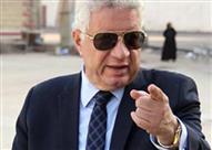 """مرتضى منصور لباسم مرسي: """"عايزك ترجع الفلاح بتاع طنطا"""""""