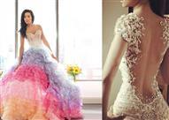 كيف تعيدين ارتداء فستان زفافك من جديد؟