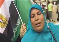 """مؤيدة للسيسي: """"لو السعودية طلبت الأهرامات هنتنازل عنها"""" - فيديو"""